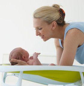 Cómo cuidar el cordón umbilical - Cuidados en casa