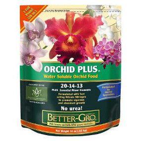 Cómo cuidar una orquídea - Abono